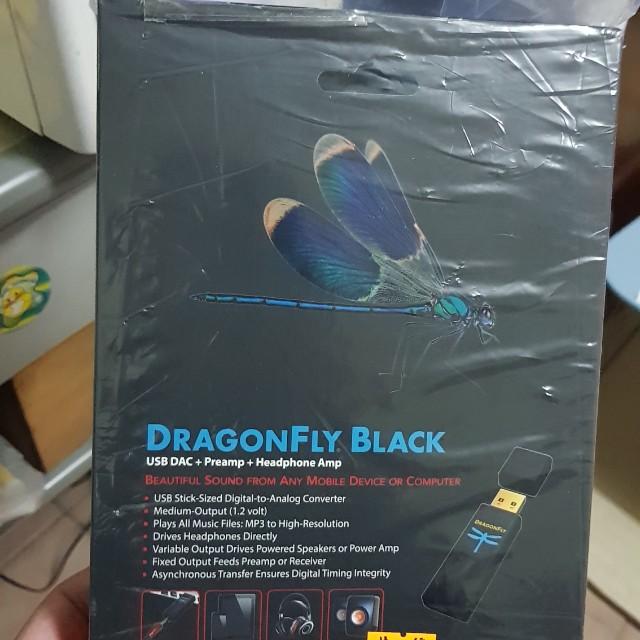Dragonfly 1.5 usb dac