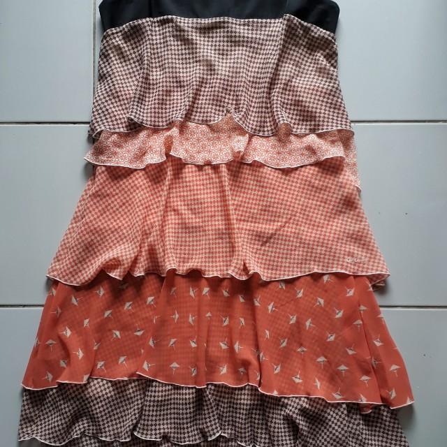 Dress by COP COPINE Good Quality #CNY2018