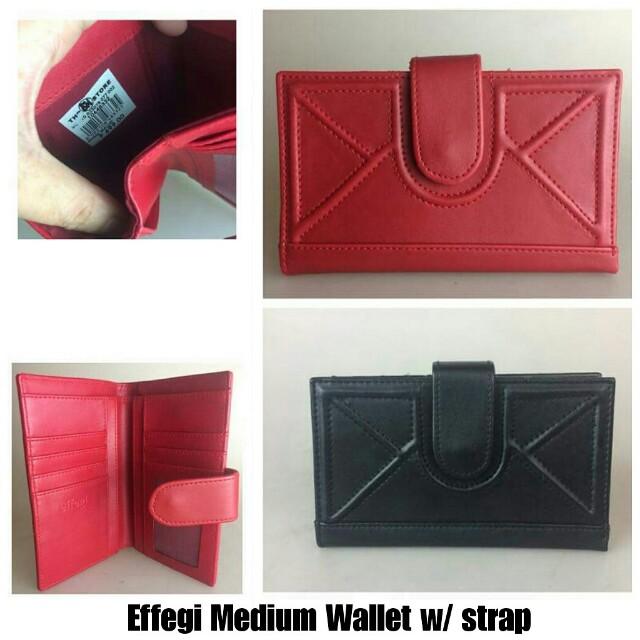 Effegi medium wallet