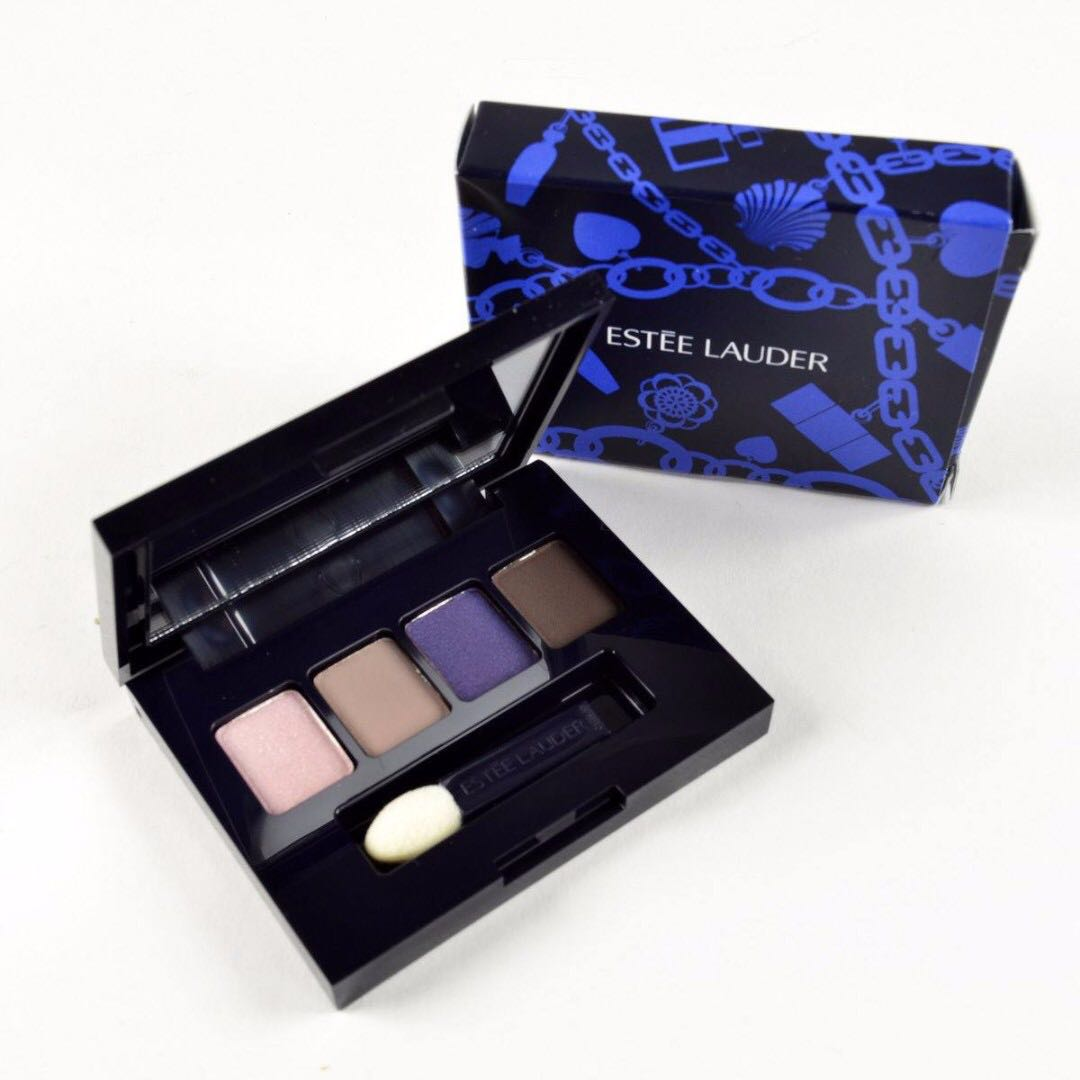 Estee Lauder 雅詩蘭黛 四色眼影盒 Esteé Lauder Pure Color EyeShadow