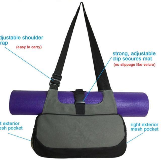 Fitness , gym and Yoga Mat Bag