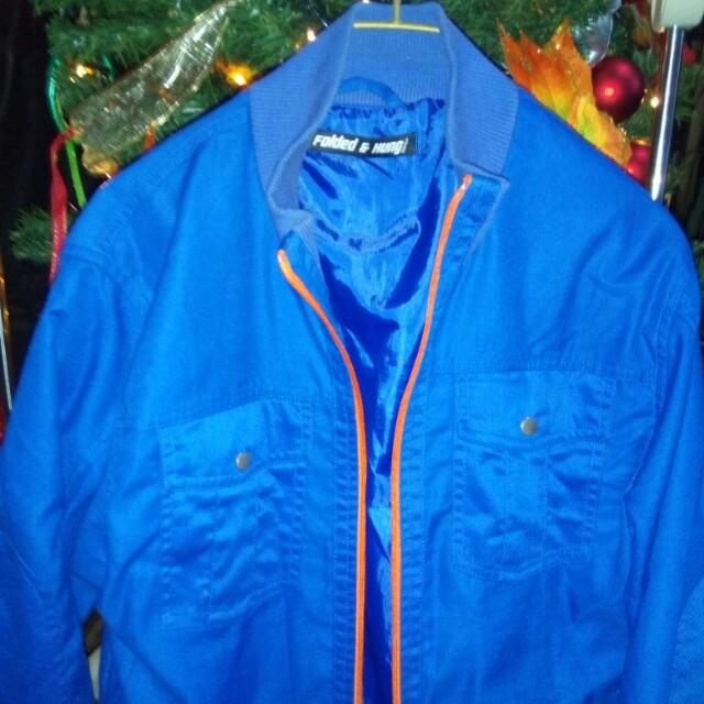 Folded&Hung Jacket