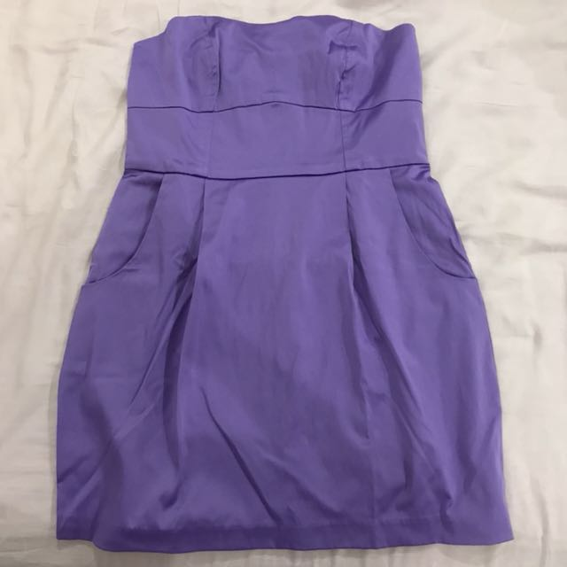 Forever21 : purple dress