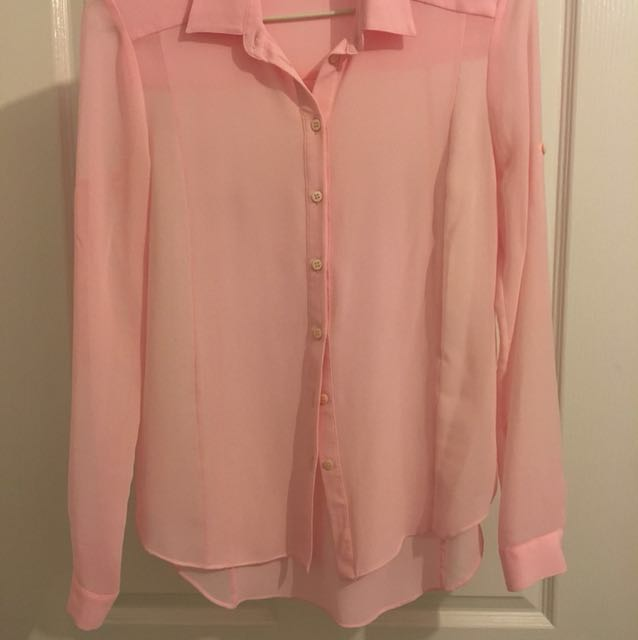Forever New Blouse - Size 4