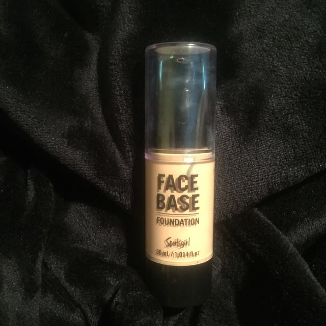 Foundation From Sports Girl