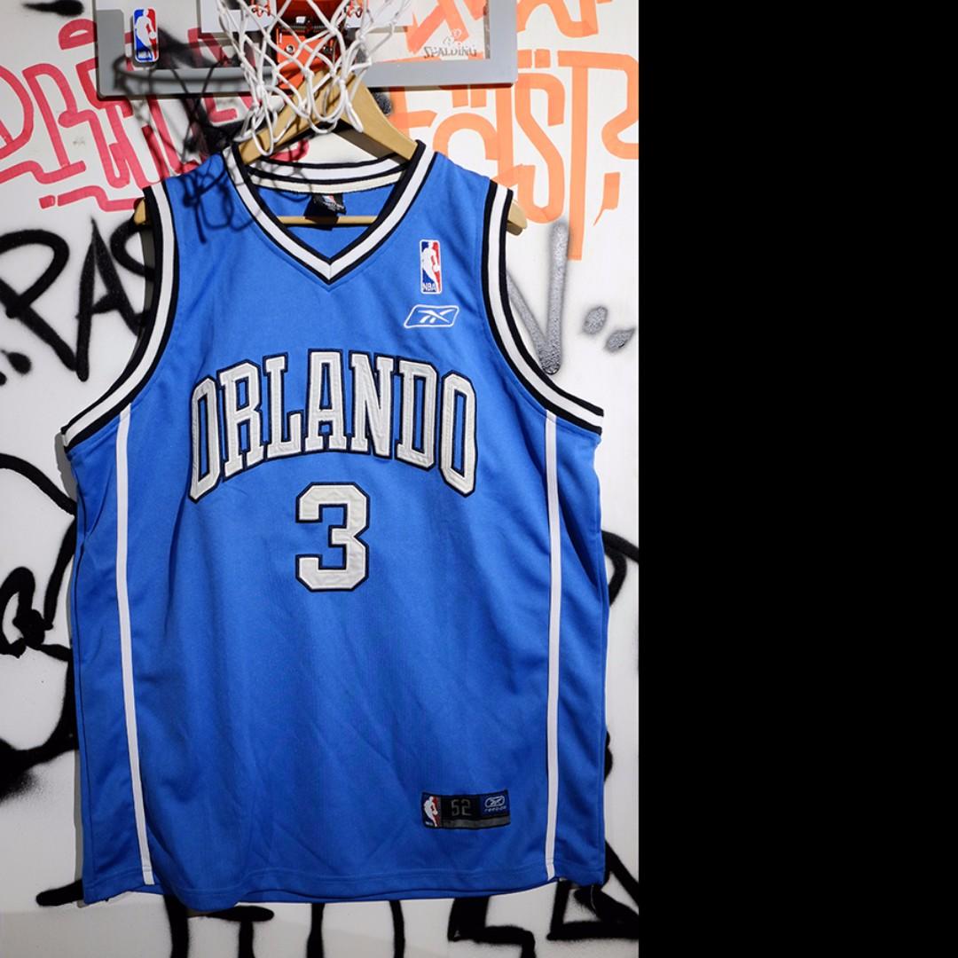 Fresh Loots / NBA Steve Francis 奧蘭多 魔術隊 Reebok 復古球衣 Vintage