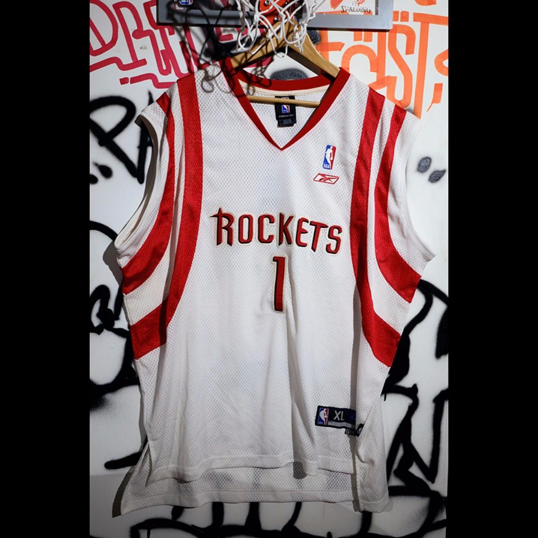 Fresh Loots / NBA Tracy McGrady 火箭隊 球衣 Reebok Vintage