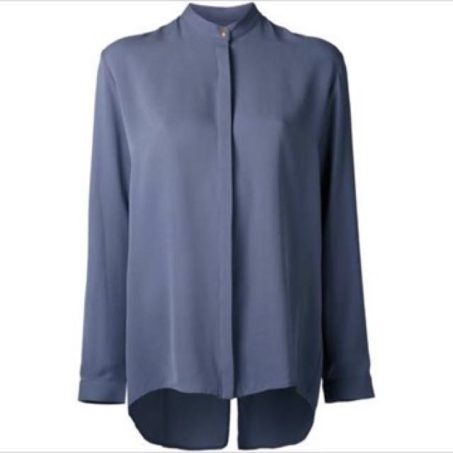 Ginger & Smart Secret Vice Silk Blouse