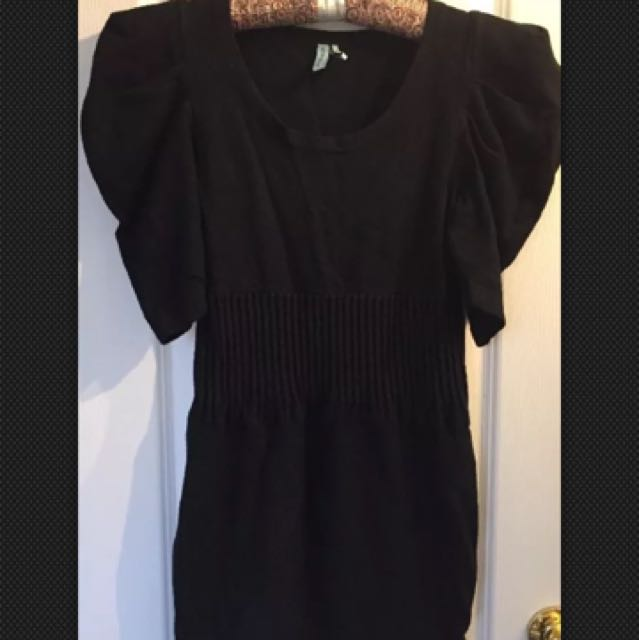 Guess by Marciano Sweater Dress Top Size S