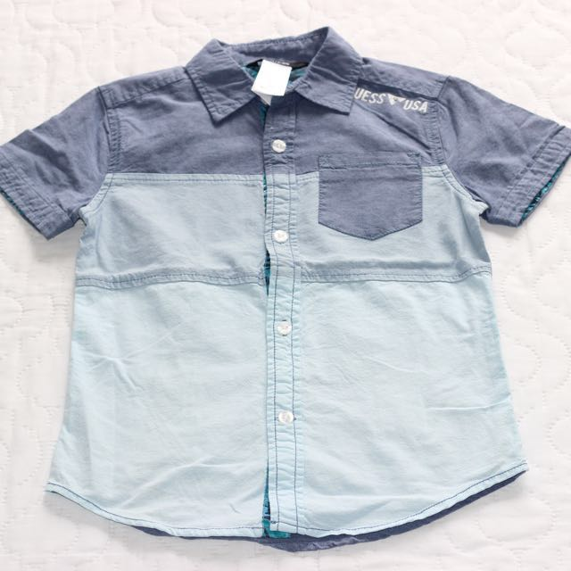 Guess Kids Size 4 (New)
