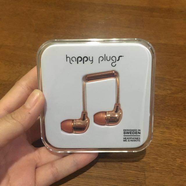Happy Plugs Earphones
