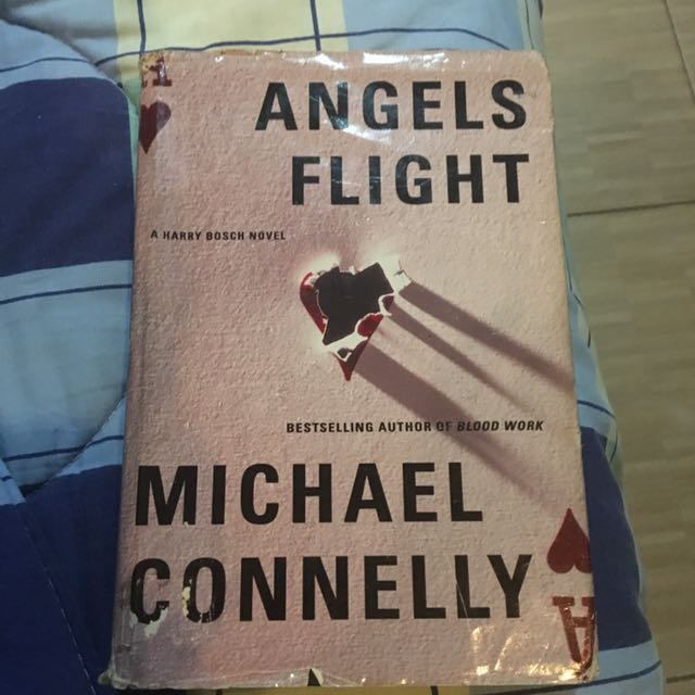 HB Angels flight - michael connelly