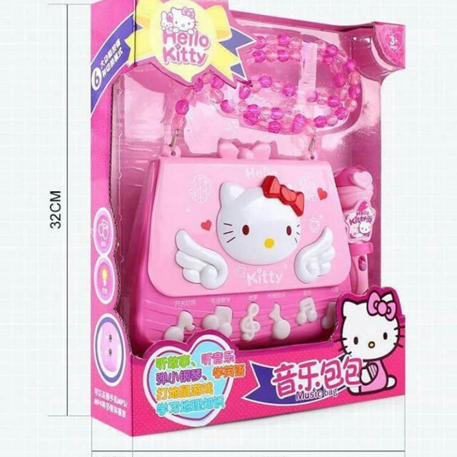 Hello Kitty Music Bag