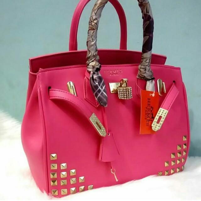Hermes pink seprem