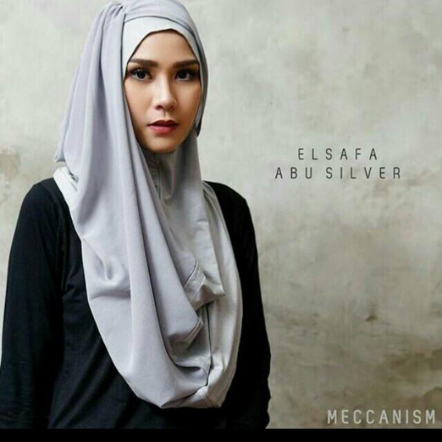 Barteryuk Hijab Zaskia Mecca / Hijab Instan