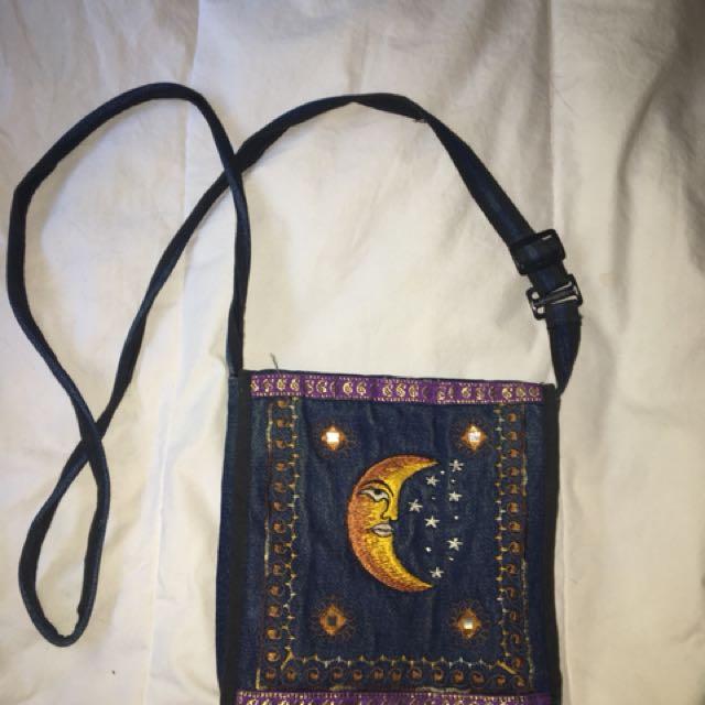 Hippie shoulder purse