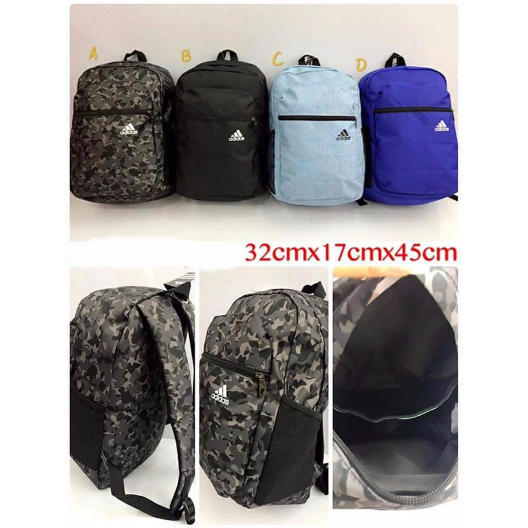 6dc1a50653c6 HOT SALE ADIDAS Trendy Sports Premium Backpack  High Quality ...