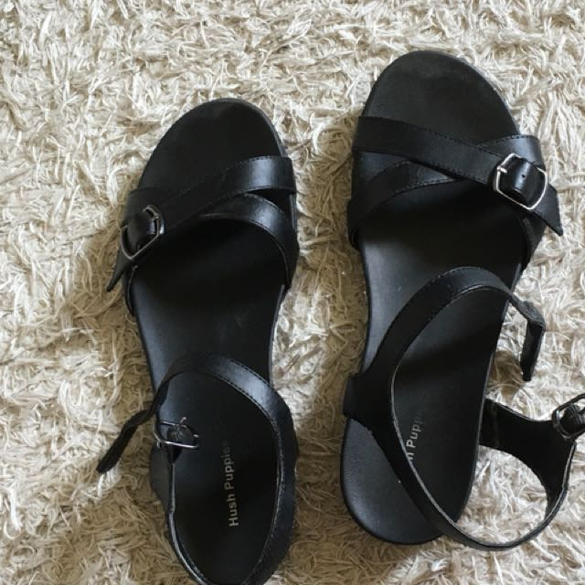 Hush Puppies Roman Sandals