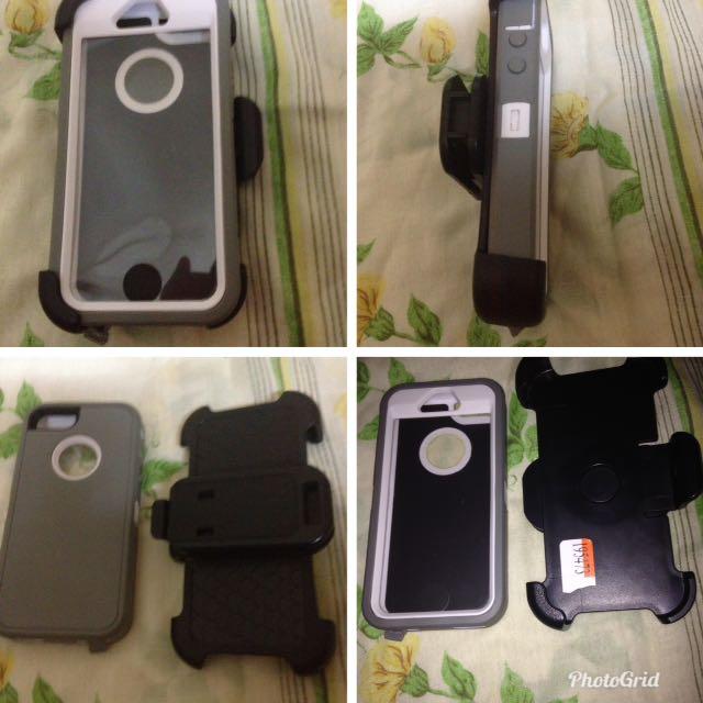 I phone 5s otterbox belt clip case