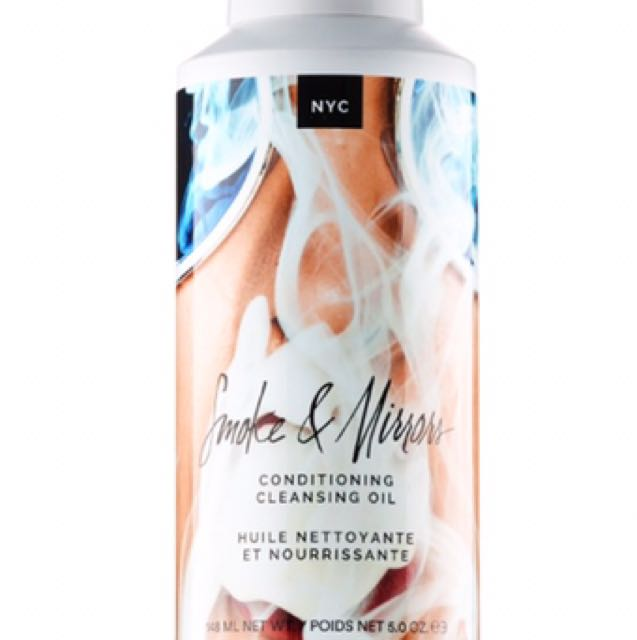 IGK Smoke & Mirrors Conditioning Cleansing Oil