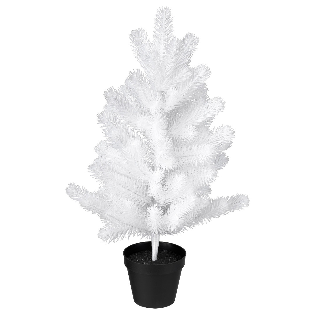 IKEA FEJKA - WHITE CHRISTMAS TREE, Home & Furniture, Home Décor on ...