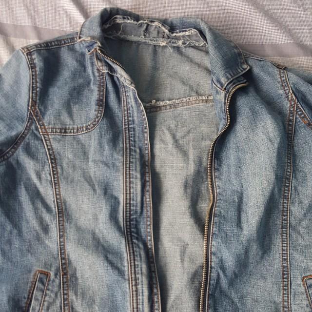 Indio Denim Jacket