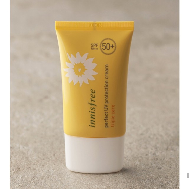 Innisfree Sunblock Triple Care