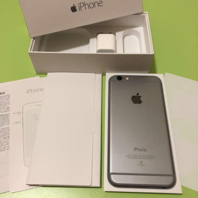 降~~Iphone6 64g 太空灰