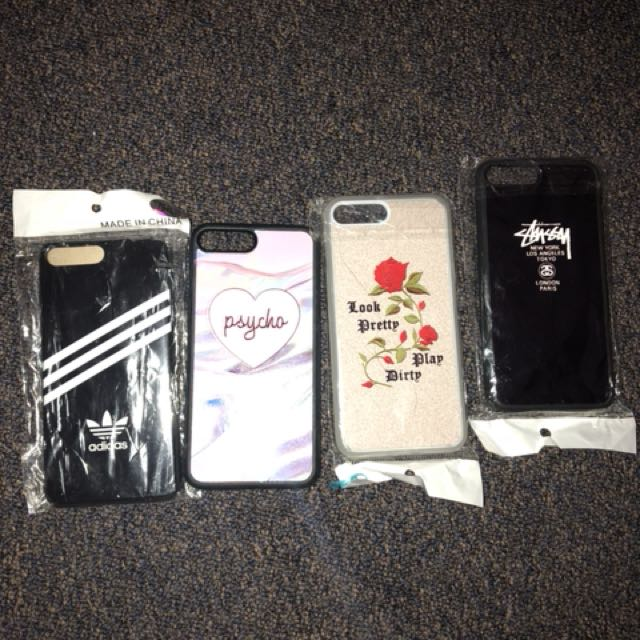 IPhone 6/7/8 PLUS CASES