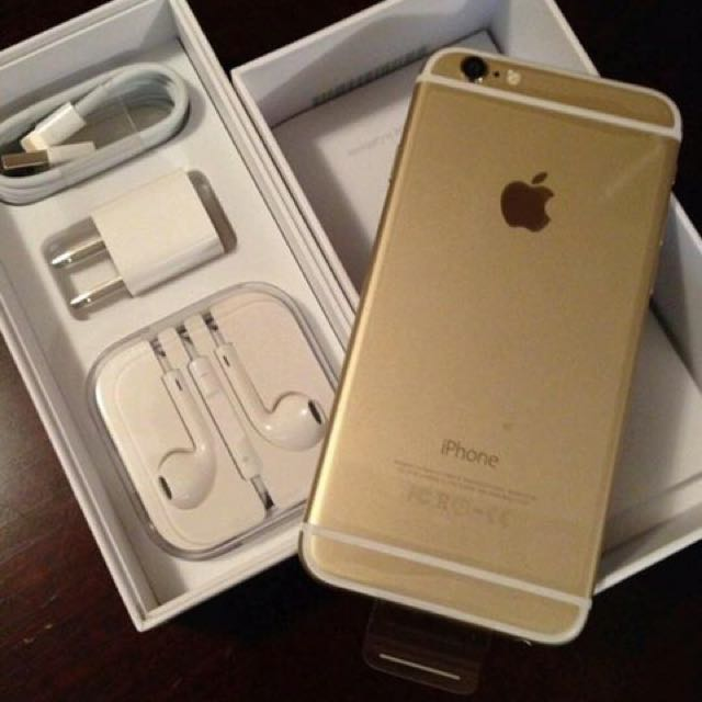 Iphone 6 Gold 16gb Openline