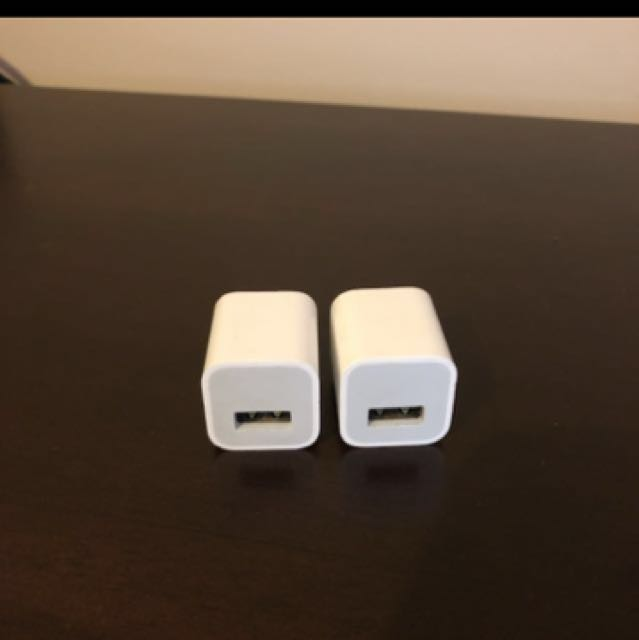 iPhone cube chargers
