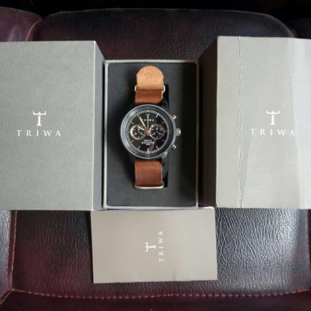 Jam tangan TRIWA NEW 566189bb3b