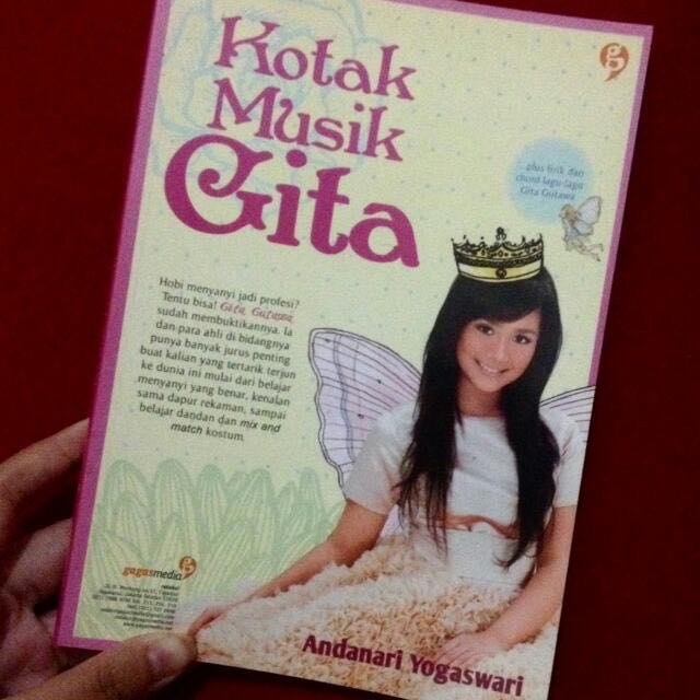 Kotak Musik Gita