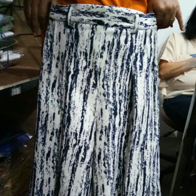 Kulot pants women