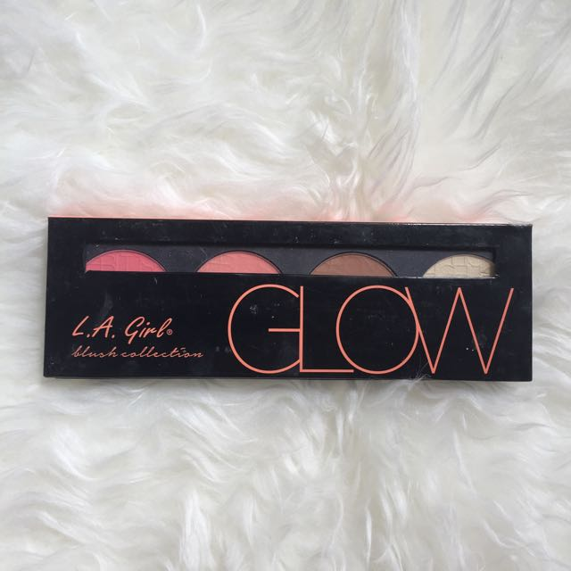 LA Girl Glow Face Palette