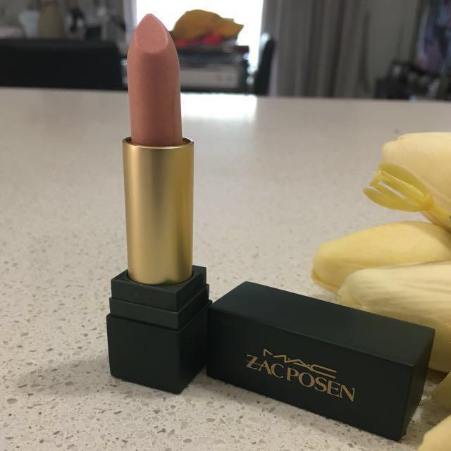 MAC Zac Posen (Sheer Madness) Lipstick Limited Edition *brand new*