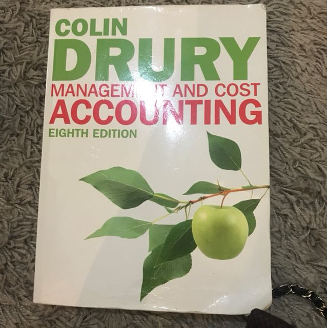 Management and Cost Acc