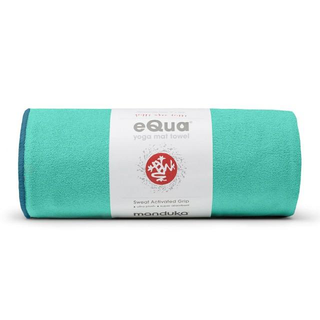 Manduka equa yoga towel (oceana)