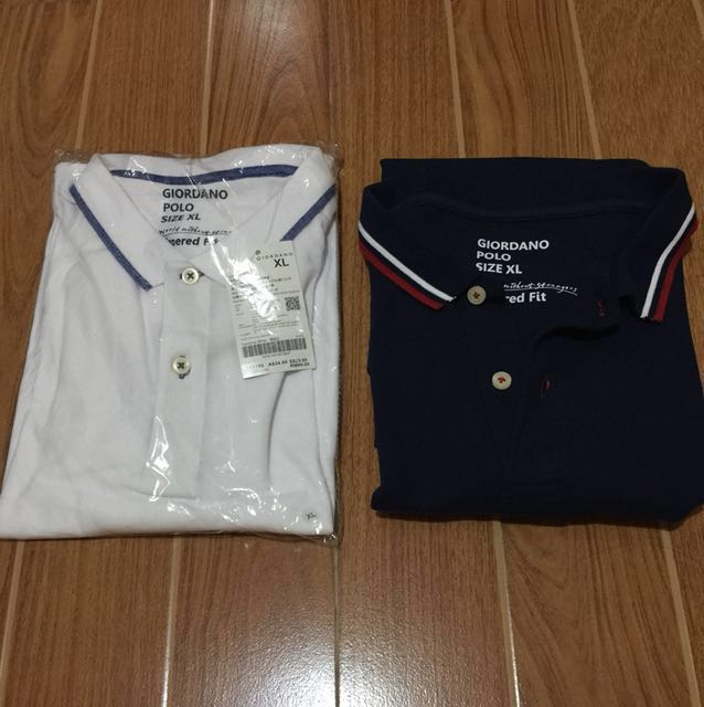 Men's Giordano polo XL Tapered Fit