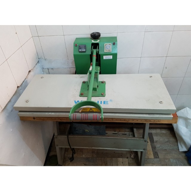 Mesin Press WEI JIE - WJ 82 baru