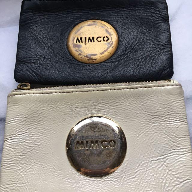 Mimco Small Pouches