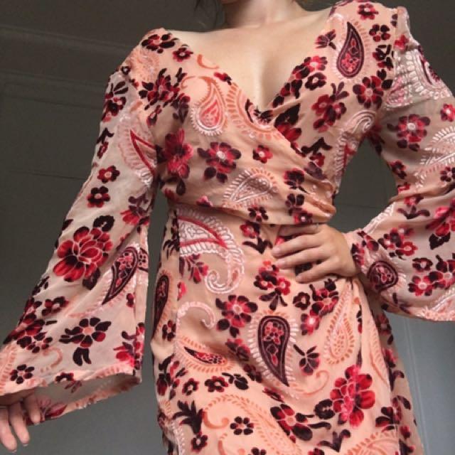 Minkpink cardigan/dress/wrap/top