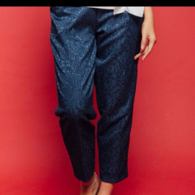 NEW Cotton Ink Hunan Pants with tag