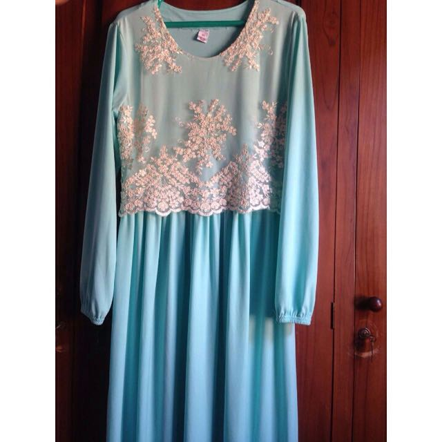 New Tosca Long Dress Size M