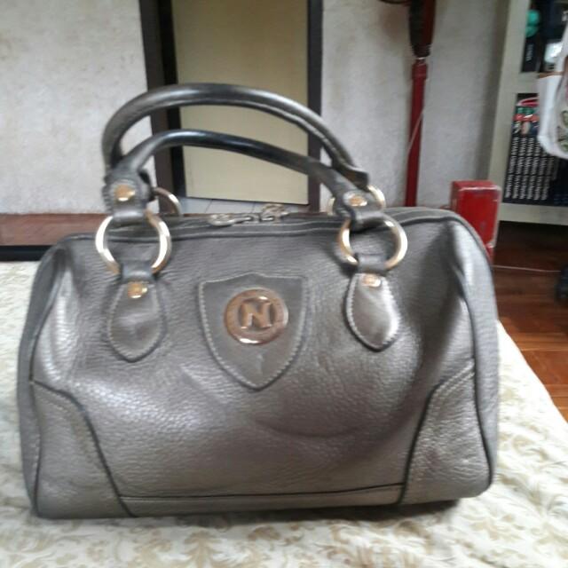 NICOLE MILLER Boston Bag