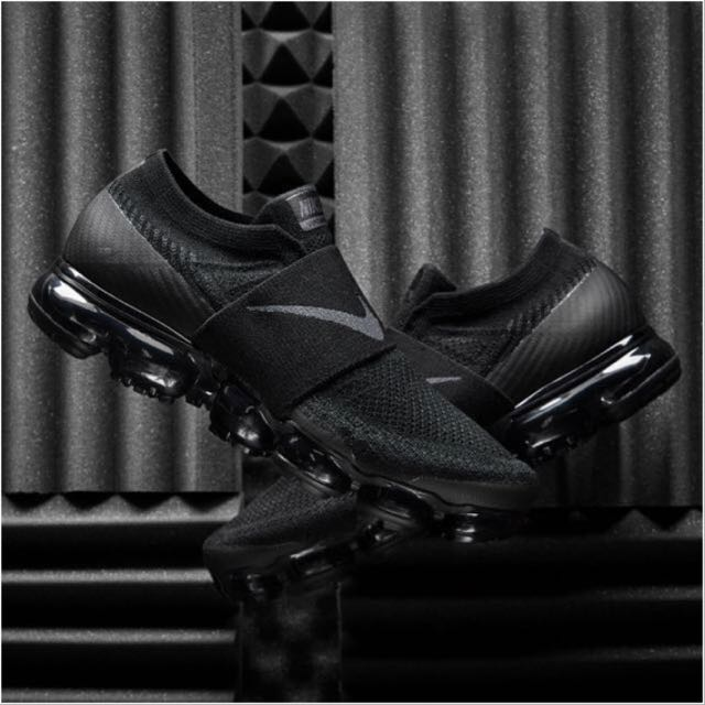 60e706886dc Nike Air Vapormax Flyknit MOC Black airmax