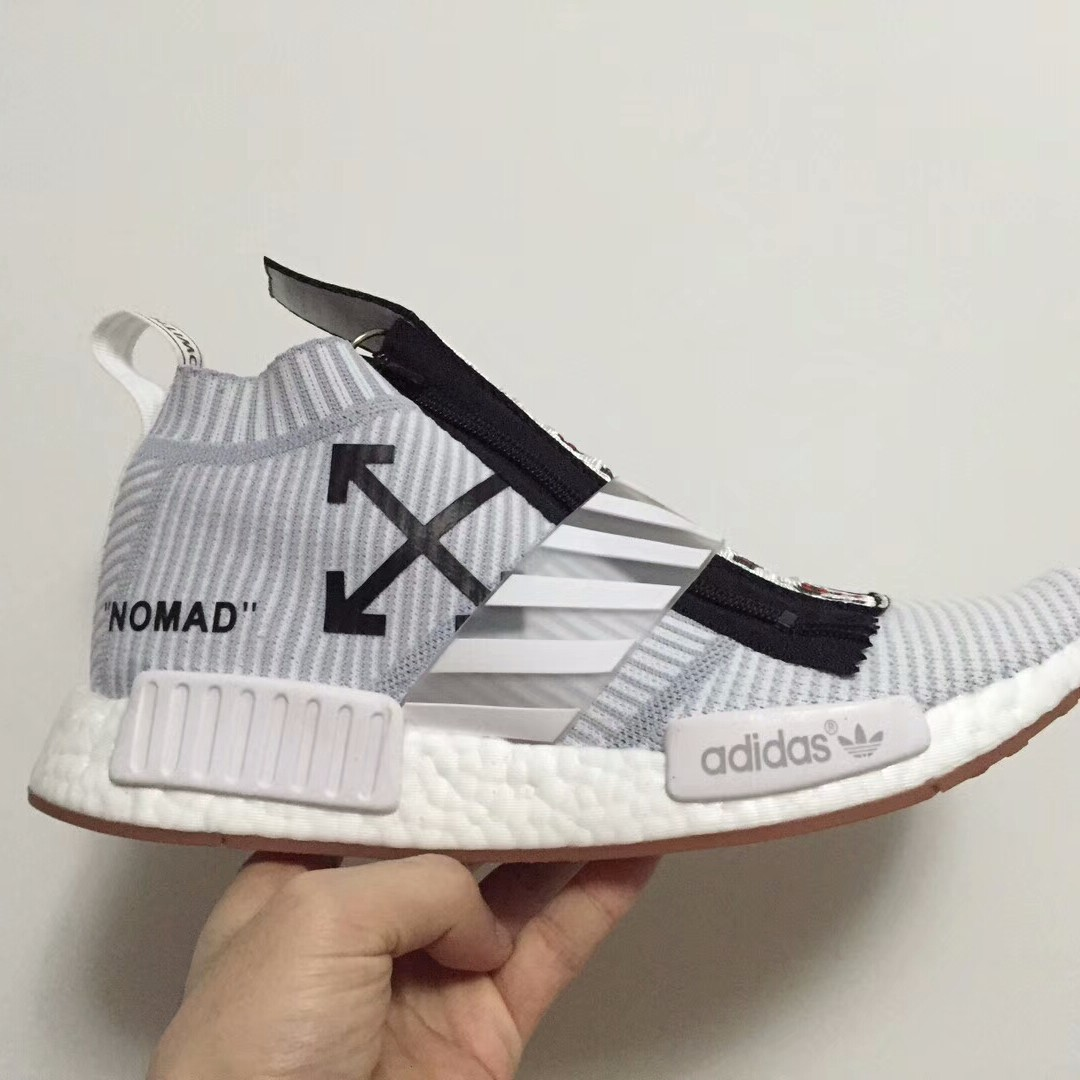 9247fcabb Off White x Adidas NMD City Sock