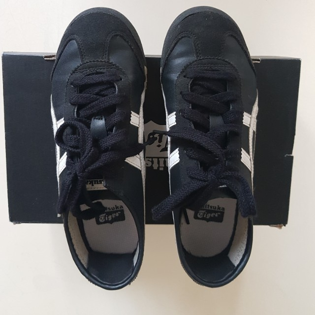 ONITSUKA Mexico 66 black/white kids