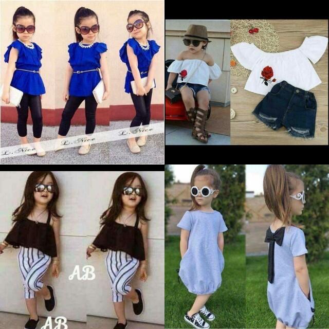 ootd fir girls babies kids girl s apparel on carousell