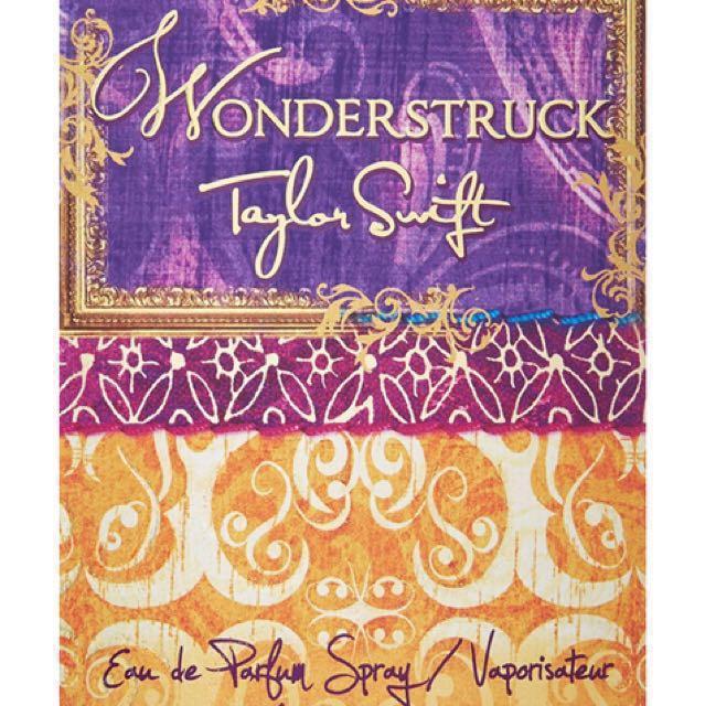 Perfume Wonderstruck Authentic (reprice)